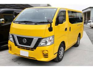 日産 NV350キャラバンワゴン DX オールペイント済 送迎車