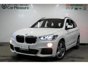 BMW X1 xDrive 20i Mスポーツ ワンオーナー グー保証
