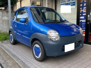 スズキ ツイン ガソリンV ワンオーナー車、禁煙車、PS、PW、エアバック、走行距離2万キロ