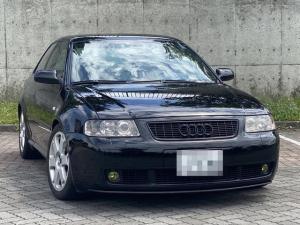 アウディ S3 ベースグレード ユーザー買取車 6速MT 4WD KW車高調 社外Fリップ 社外CDAエアクリ