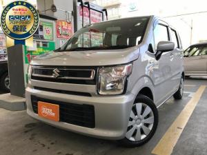 スズキ ワゴンR ハイブリッドFX キーレスキー・シートヒーター・ETC・車検令和4年8月まで