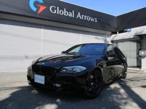 BMW M5 M5 ナイトビジョン・20AW・黒革シート・フルセグ地デジ・サンルーフ・HUD・DVD視聴・エアシート・フロントカメラ・クルーズコントロール