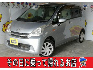 ダイハツ ムーヴ L 車検期間R4.5 Tチェーン ETC