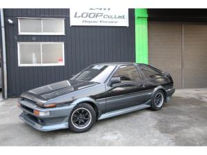 トヨタ スプリンタートレノ GT APEX