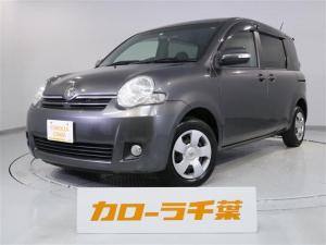 トヨタ シエンタ Xリミテッド CD/ラジオ・助手席側電動スライドドア