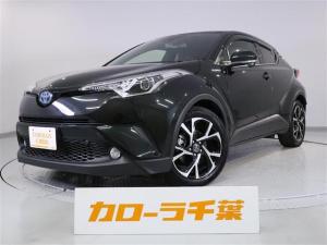 トヨタ C-HR HV G