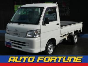 ダイハツ ハイゼットトラック エアコン・パワステ スペシャル 4WD マニュアル5速
