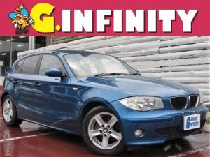 BMW 1シリーズ 120i・走行距離5.5Km・純正16アルミホイール・ETC