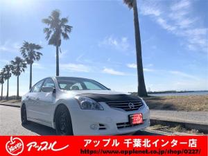 米国日産 アルティマ 2.5・USDM・新並・CarPray対応ナビ・車高調