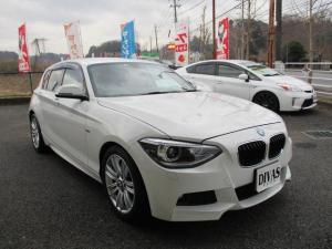 BMW 1シリーズ 116i Mスポーツ 純正ナビ 地デジ ETC 17AW