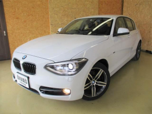 BMW 1シリーズ 120iスポーツ 純正ナビ コンフォートアクセス ターボ♪