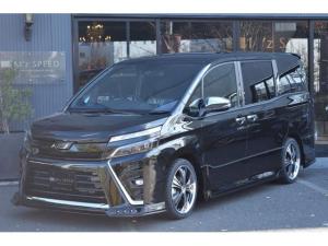 トヨタ ヴォクシー ZS 煌II ZEUS新車コンプリート 車高調 18AW