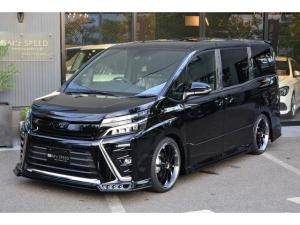 トヨタ ヴォクシー ZS 7人 ZEUS 新車コンプリート ダウンサス 19AW