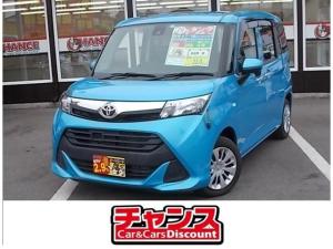 トヨタ タンク XS CD スマートキー 左パワスラ