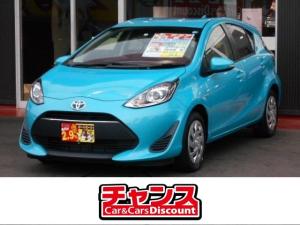 トヨタ アクア S CD キーレス シートヒーター