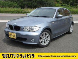 BMW 1シリーズ 118i 社外地デジHDDナビ スマートキー プッシュスタート ETC HIDヘッドライト フォグランプ ランフラットタイヤ