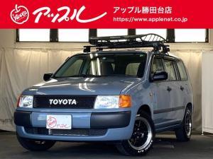 トヨタ プロボックスバン DXコンフォートパッケージ /全塗装/カスタム/ナビ/ETC/トリムリング/
