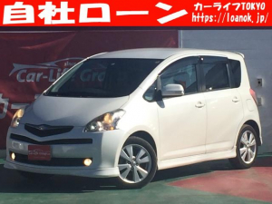 トヨタ ラクティス G Sパッケージ 3692