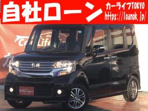 ホンダ N-BOXカスタム G・Lパッケージ tk3667