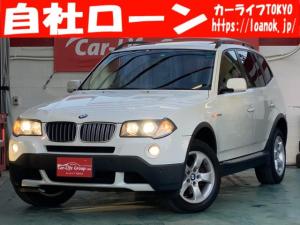 BMW X3  TK5748