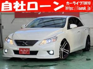 トヨタ マークX 250G リラックスセレクション・ブラックリミテッド TK7217