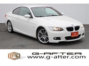 BMW 3シリーズ 320i Mスポーツパッケージ 6MT左ハンドルHIDディーラー車ETCプッシュスタートパワーシート純正18AW
