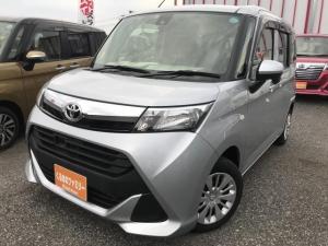 トヨタ タンク X S 電動スライドドア スマートキー アイドリングストップ