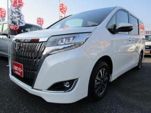 トヨタ エスクァイア Gi 登録済未使用車 両側電動スライドドア シートヒーター