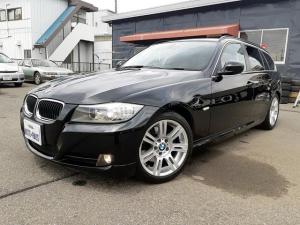 BMW 3シリーズ 320iツーリング ハイライン ブラウンレザー iドライブ