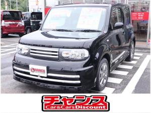 日産 キューブ ライダー コミコミ車純正CD キーフリー HIDヘッドライト