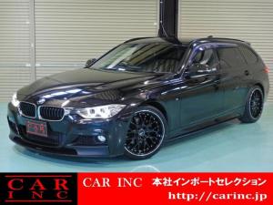 BMW 3シリーズ 320dBP ツーリング Mスポーツ 新品19インチAW