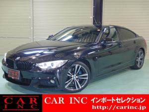 BMW 4シリーズ 420iグランクーペ Mスポーツ ファストトラックパッケージ アドバンスドアクティブセーフティパッケージ ACC 19インチライトアロイ442M ヘッドアップディスプレイ