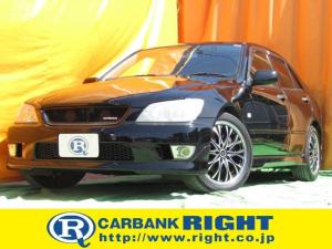 トヨタ アルテッツァ RS200 リミテッドナビパッケージ ETC キーレス キセノン