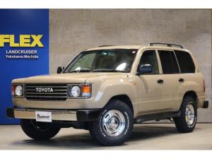 トヨタ ランドクルーザー100 60フェイス換装カスタム 後期最終 特別仕様車 専用装備