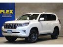 トヨタ/ランドクルーザープラド TX Lパッケージ 新車未登録 新品アルパイン9インチナビ