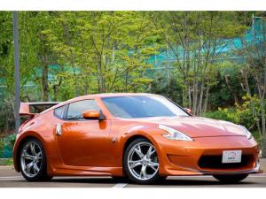 日産 フェアレディZ バージョンT 車高調 アミューズカーボン仕様エアロ 40thアニバーサリー内装仕様