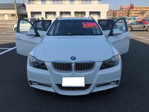 BMW BMW 320iツーリング HID キーレス ETC