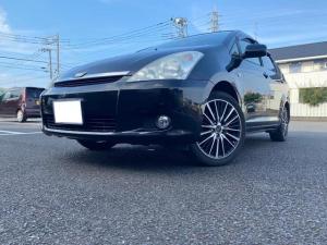 トヨタ ウィッシュ X ETC ナビ キーレス フルフラットシート ABS