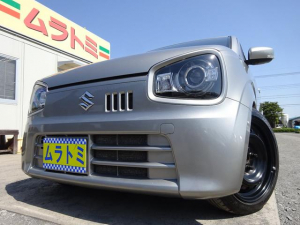 スズキ アルトワークス ベースグレード 1オーナー車 4WD 5MT車 ラルグス車高調 ターボ レカロシート スマートキー プッシュスタート 革巻きステアリング VSC 電格ウィンカーミラー HIDオートライト タイミングチェーン ABS