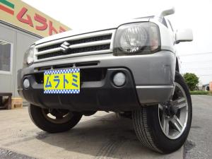 スズキ ジムニー ランドベンチャー 4WD 5MT車 6型 ターボ 社外CDデッキ ブラウンハーフレザーシートヒーター 電格ミラーヒーター タイミングチェーン ETC キーレスキー ABS 革巻きステアリング EPS フォグライト