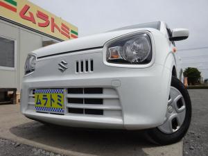 スズキ アルト S アイドリングストップ レーダーブレーキサポート シートヒーター キーレスキー VSC タイミングチェーン 電格ミラー 純正CDデッキ AUX付 ヘッドライトレベライザー ABS