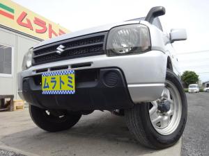 スズキ ジムニー XG 4WD ターボ 6型 オートマ 社外CDデッキ キーレスキー ポータブルナビ ワンセグTV タイミングチェーン ETC ヘッドライトレベライザー 背面タイヤ EPS ABS スペアキー 取説
