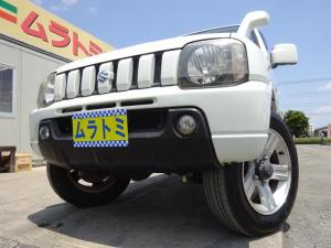 スズキ ジムニー ランドベンチャー 4WD 5MT車 ターボ 6型後期 DVDデッキ Bluetooth シートヒーター ミラーヒーター ハーフレザーシート 革巻きステアリング 社外スピーカー&ツィーター タイミングチェーン 電格ミラー