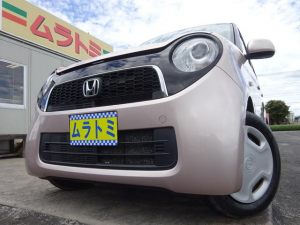 ホンダ N-ONE ツアラー ターボ 1オーナー車 スマートキー プッシュスタート ベンチシート 社外CDデッキ AUX付き タイミングチェーン ETC ヘッドライトレベライザー ABS オートエアコン VSC 電格ミラー