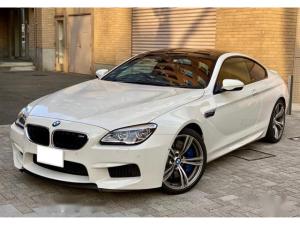 BMW M6 ディーラー車 車庫保管 ハーマンカードン カーボンルーフ