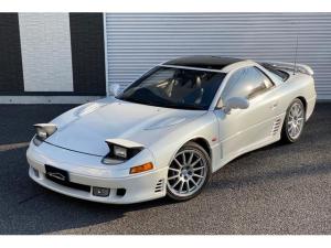 三菱 GTO 5MT 革シート ランエボホイール 45000キロ クルコン
