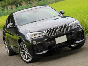 BMW X4 xDrive 28i Mスポーツ 純正ナビ 革シート LED