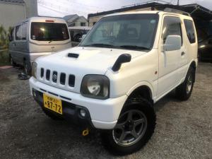 スズキ ジムニー XC ETC付き 16インチアルミホイール 4WD ナビ