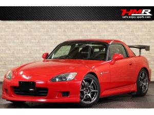 ホンダ S2000 ベースグレード ハードトップ アドバン17AW テイン車高調 GTウィング