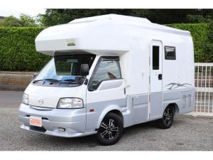 マツダ ボンゴトラック キャンピング ロータスRV マンボウファミーユアニバーサリー